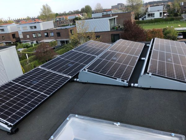 Veel opbrengst voor een zonnepaneel systeem in Utrecht