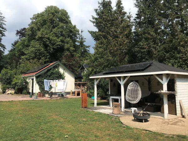 Zonnepanelen voor op uw carport of veranda